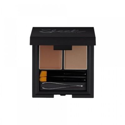 Набор для бровей Sleek MakeUp BROW KIT Light: фото