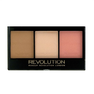 Набор для скульптурирования лица MakeUp Revolution ULTRA SCULPT & CONTOUR KIT Ultra Fair C0 ULTRA SCULPT 1: фото