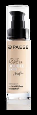 Тональная основа Matt Liquid Powder Double Skin Paese тон 10М: фото