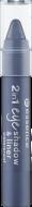 Тени для век и контур 2 в 1 Eyeshadow & Liner 2 in 1 Essence 05 I'm blue: фото