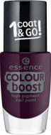 Лак для ногтей Colour Boost High Pigment Nail Paint Essence 10 instant adventure: фото