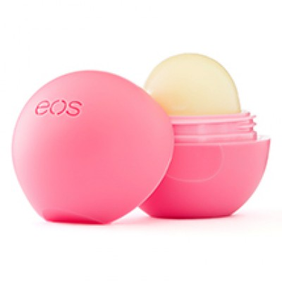 Бальзам для губ EOS Strawberry Sorbet Клубничный щербет: фото