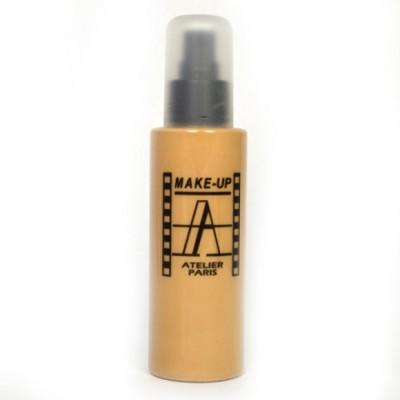 Тон-флюид водостойкий Make-Up Atelier Paris 4NB FLMW4NB нейтральный бежевый 100 мл: фото