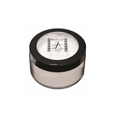 Пудра рассыпчатая минеральная для высокого разрешения Make-Up Atelier Paris PLHD белая прозрачная 25 гр: фото