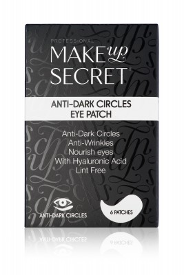 Патчи от темных кругов MAKE-UP-SECRET Anti-dark Circles Eye Patch 6 уп: фото