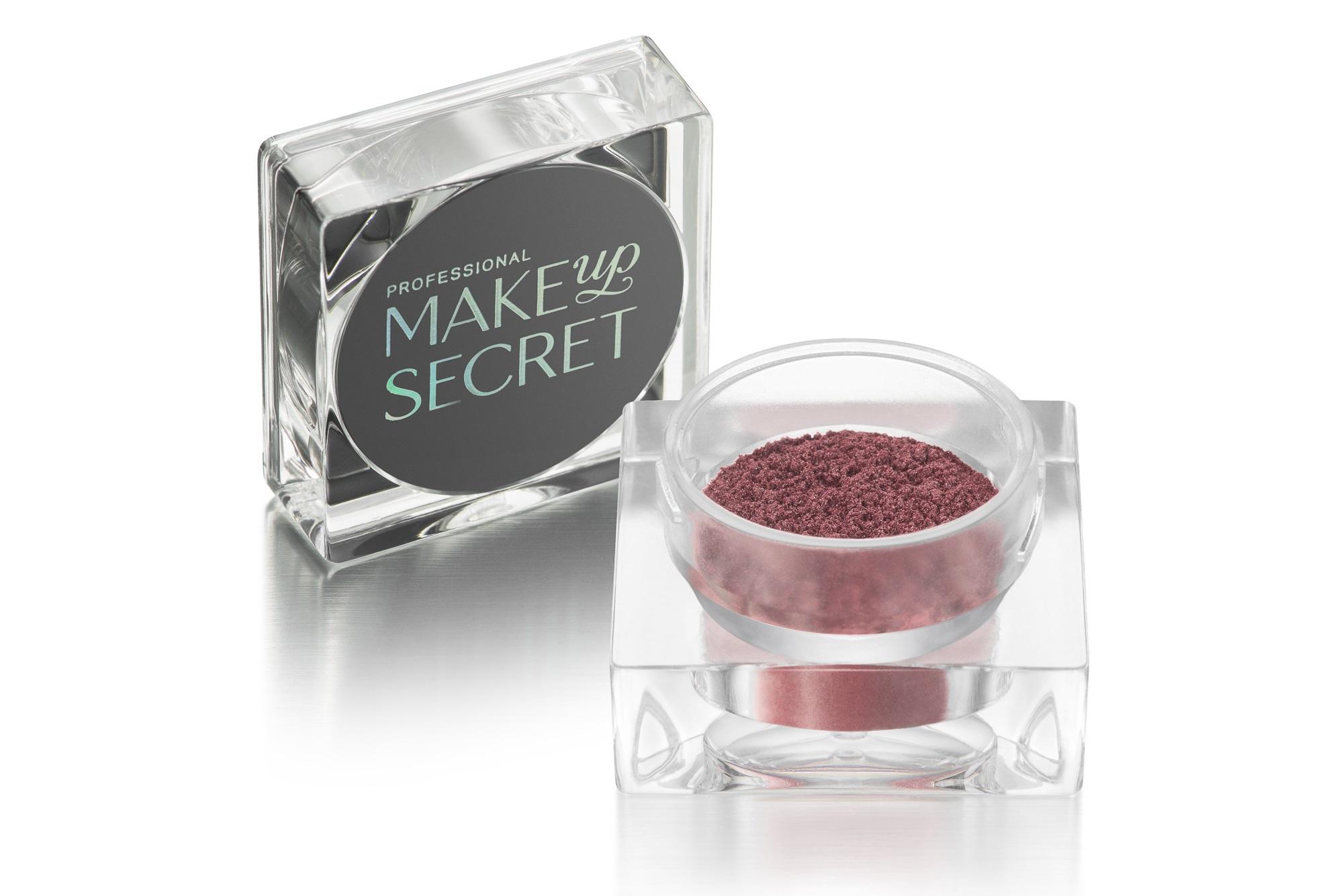 Пигменты Make up Secret MAKEUP EMOTIONS серии Love Story Smoky rose: фото