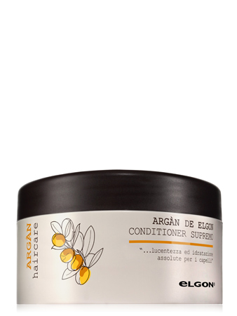 Кондиционер для волос ELGON ARGAN CONDITIONER SUPREMO, 250 мл: фото