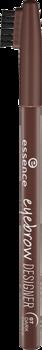 Карандаш для бровей Еyebrow designer Essence 07 темный шоколад: фото