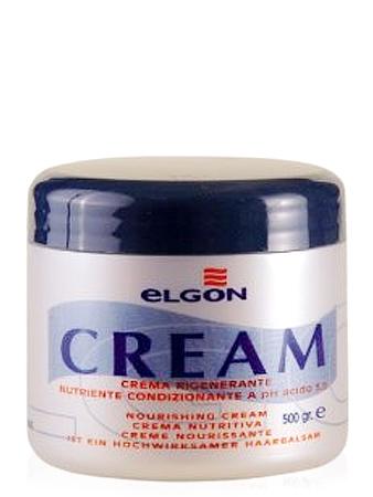 Крем-кондиционер для волос ELGON SHAMPOOS&MASK Crema Rigenerante 500 мл: фото