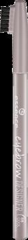 Карандаш для бровей Еyebrow designer Essence 08 седой: фото