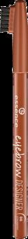 Карандаш для бровей Еyebrow designer Essence 06 кремово-коричневый: фото