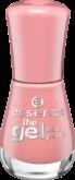 Лак для ногтей The gel Essence 107 пыльная роза