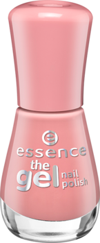 Лак для ногтей The gel Essence 107 пыльная роза: фото