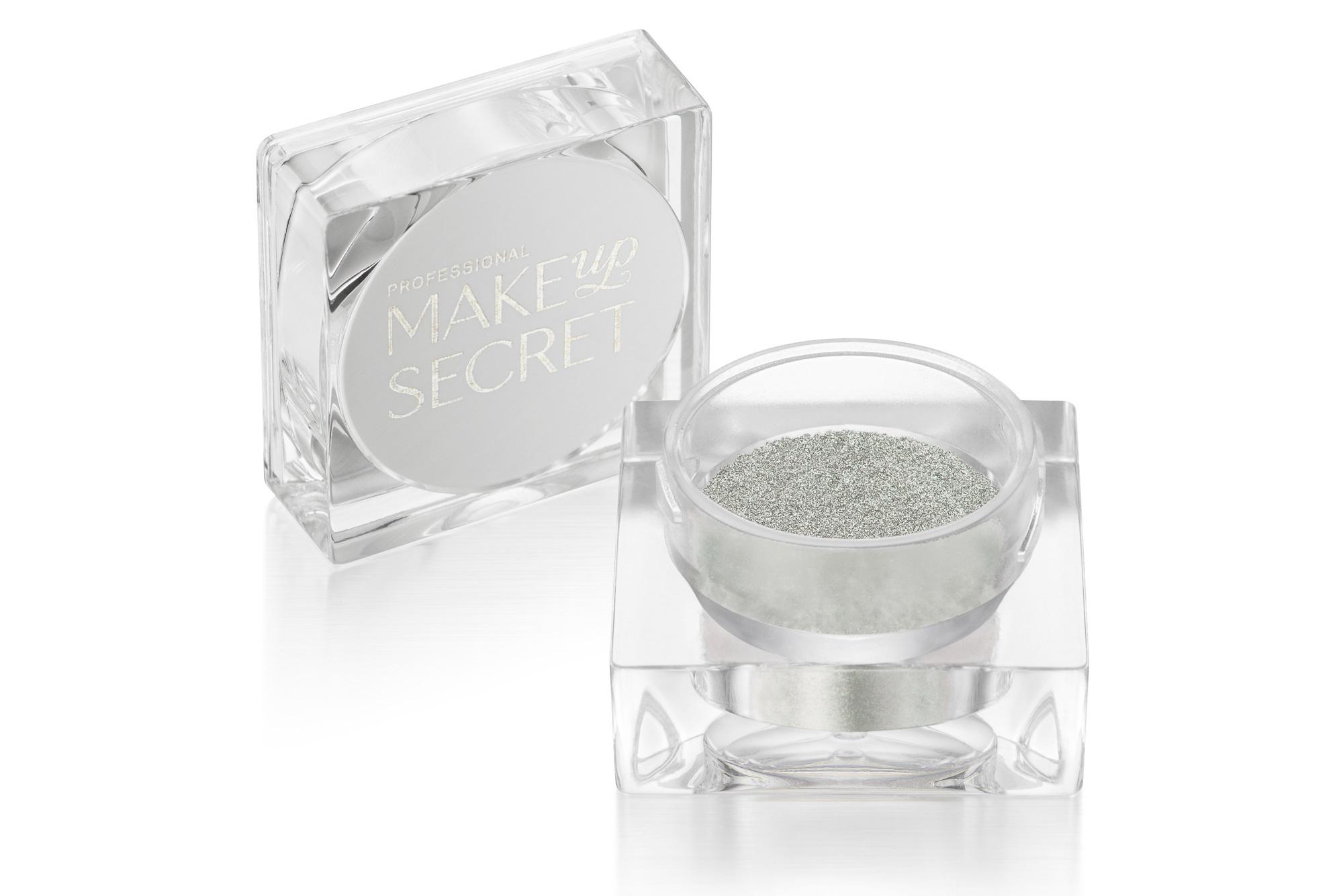 Пигменты Make up Secret MAKEUP EMOTIONS серия Star collection Silver star: фото