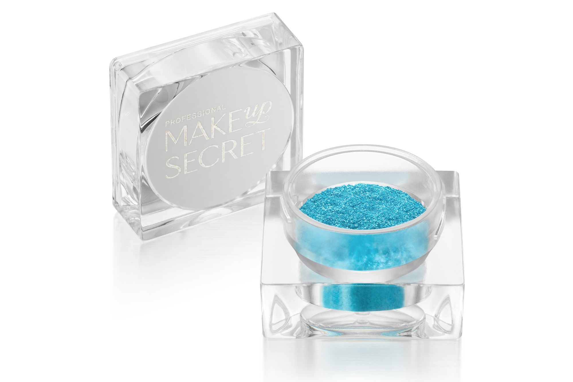 Пигменты Make up Secret MAKEUP EMOTIONS серия Star collection Turquoise star: фото