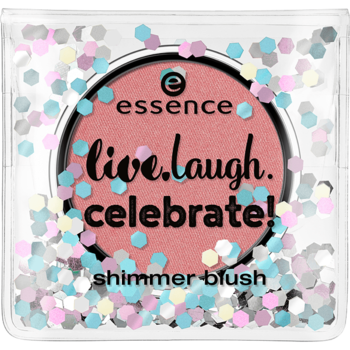 Румяна Live.laugh.celebrate! Essence: фото