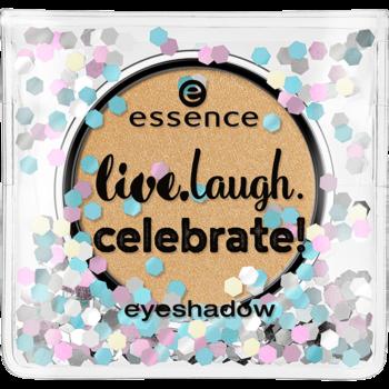 Тени для век Live.laugh.celebrate! Essence 07: фото