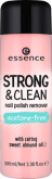 Жидкость для снятия лака Strong & clean nail polish remover Essence 01