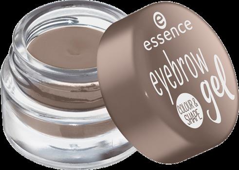Оттеночный гель для бровей Eyebrow gel colour & shape Essence 02 для блондинок: фото