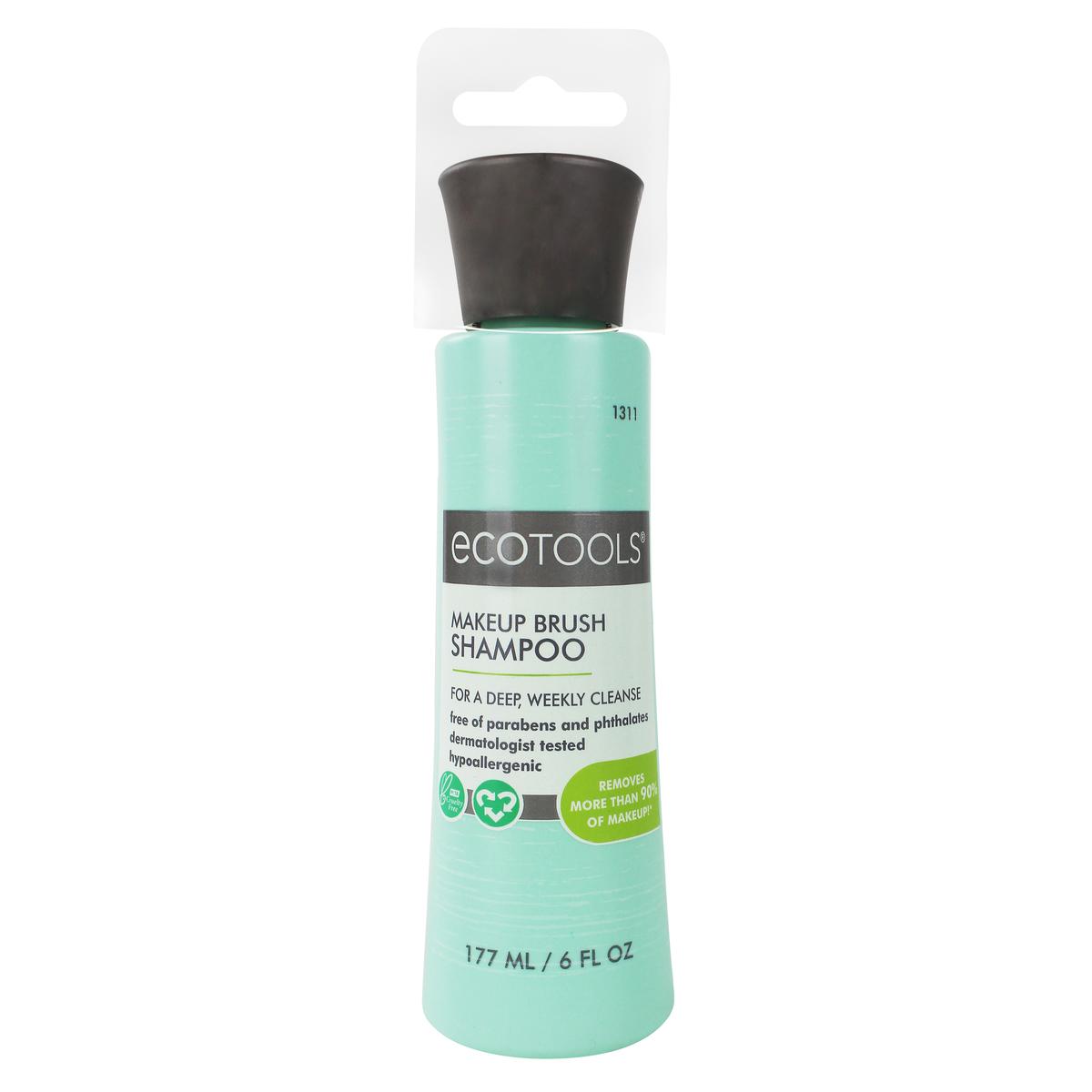 Средство для очистки кистей Makeup Brush Shampoo EcoTools: фото