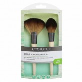 Набор кистей Define and Highlight Duo EcoTools