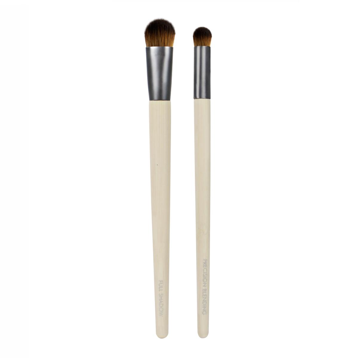 Набор кистей для макияжа глаз EcoTools Ultimate Shade Duo: фото