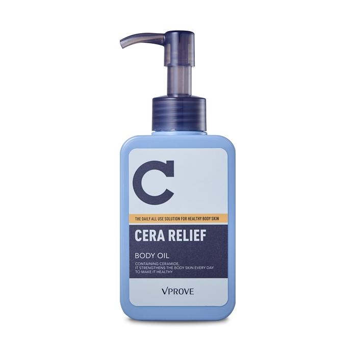 Масло для тела VPROVE Cera Relief, питательное, 150мл: фото