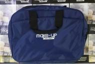 Сумка для визажиста MAKE-UP-SECRET синяя: фото