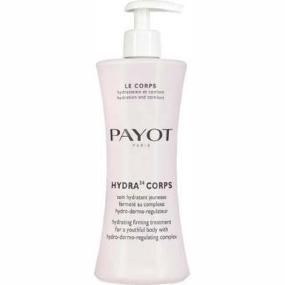 Увлажняющее и укрепляющее средство для сохранения молодости кожи тела Payot Corps 400 мл: фото