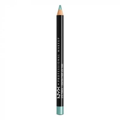 Карандаш для век NYX Professional Makeup Slim Eye Pencil - BABY BLUE 921: фото