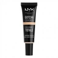 Кремовый консилер NYX Professional Makeup Gotcha Covered Concealer - SOFT IVORY 015: фото
