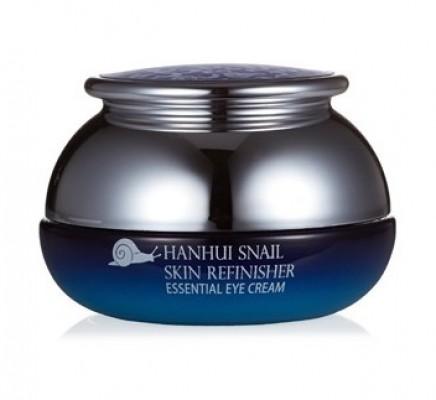 Крем антивозрастной для век с муцином улитки BERGAMO snail skin refinisher essential eye cream 30 г: фото