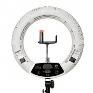 Кольцевая светодиодная лампа Yidoblo FD-480 LL белая: фото