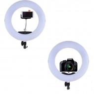 Кольцевая светодиодная лампа Yidoblo FS-390 LL белая: фото