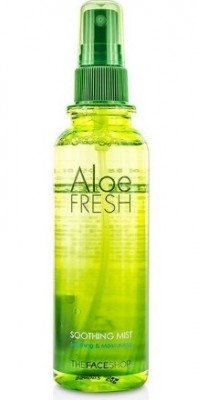 Мист для лица THE FACE SHOP Aloe fresh soothing mist 130 мл: фото