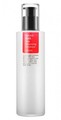 Эмульсия с BHA кислотами COSRX Natural BHA Skin Returning Emulsion 100мл: фото