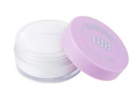 Пудра минеральная финишная A'PIEU Mineral 100 HD Powder: фото