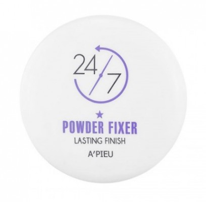 Пудра-фиксатор A'PIEU 24/7 Powder Fixer: фото