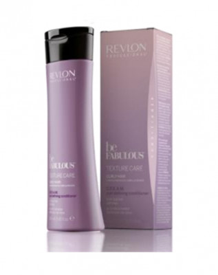 Кондиционер Revlon Professional, активирующий завиток с технологией C.R.E.A.M. Curly Conditioner Be Fab 250 мл: фото
