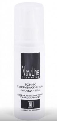 Тоник суперувлажнитель для лица и тела NEW LINE 100мл: фото