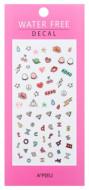 Наклейки для ногтей A'PIEU Water Free Decal Gossip Girl: фото