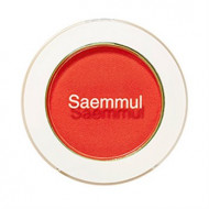 Тени для век матовые Saemmul Single Shadow matte RD07 The First Red 1,6гр: фото