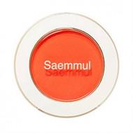 Тени для век матовые THE SAEM Saemmul Single ShadowMatte OR05 Bright Orange 1,6гр: фото