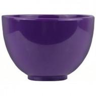 Чаша для размешивания маски Anskin Rubber Bowl Middle Purple 500сс: фото