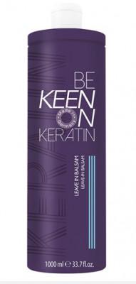 Кератин-Бальзам Увлажняющий KEEN LEAVE IN BALSAM 1000мл: фото