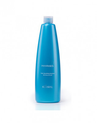 Шампунь питательный Kaaral Maraes Color Nourishing Shampoo 1000мл: фото