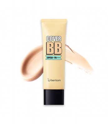 Крем ББ Berrisom Cover BB SPF50+ / PA+++ 50ml 21 тон: фото