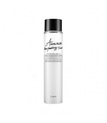 Тонер для лица TIAM Aura Milk Face Peeling Toner 120мл: фото