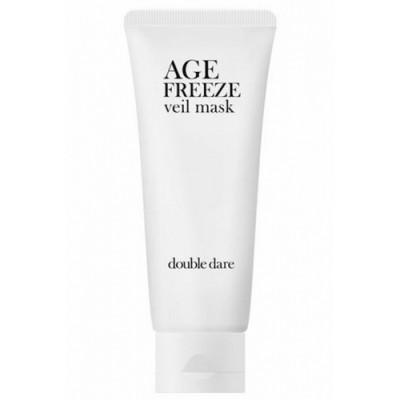 Маска-вуаль увлажняющая с пептидами Double Dare OMG! Age Freeze Veil Mask 30мл: фото