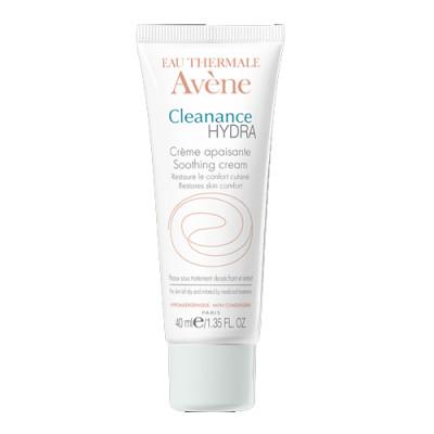 Крем успокаивающий Avene Cleanance HYDRA 40 мл: фото